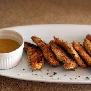 baked parmesan chicen tenders
