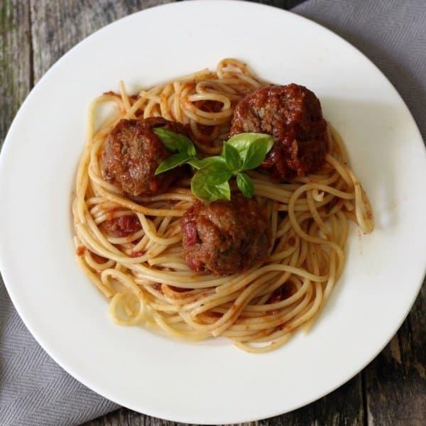 italianmeatballsandspaghetti()