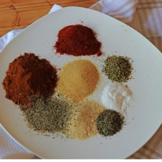 homemade cajun seasoning blend