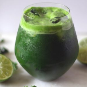lean mean green detox juice