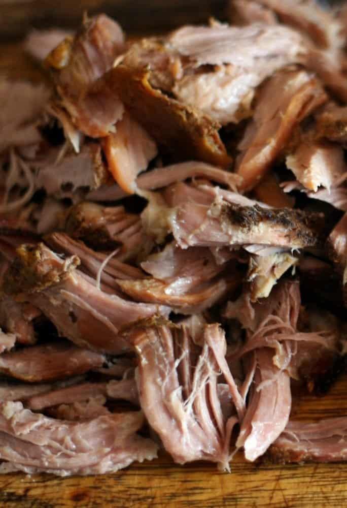 slow cooker pork carnitas