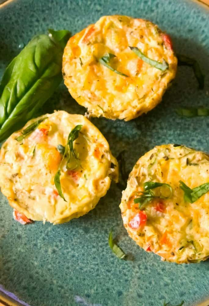 Healthy Vegetable Egg Muffin Cups Everyday Eileen