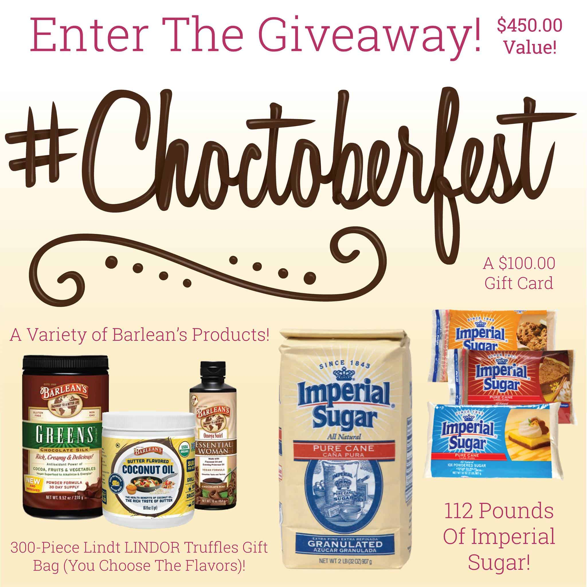 Chocolate Week 2017 giveaway