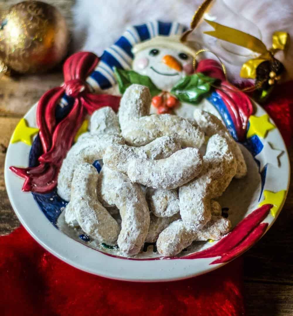 The Best Pecan Crescent Cookies Everyday Eileen