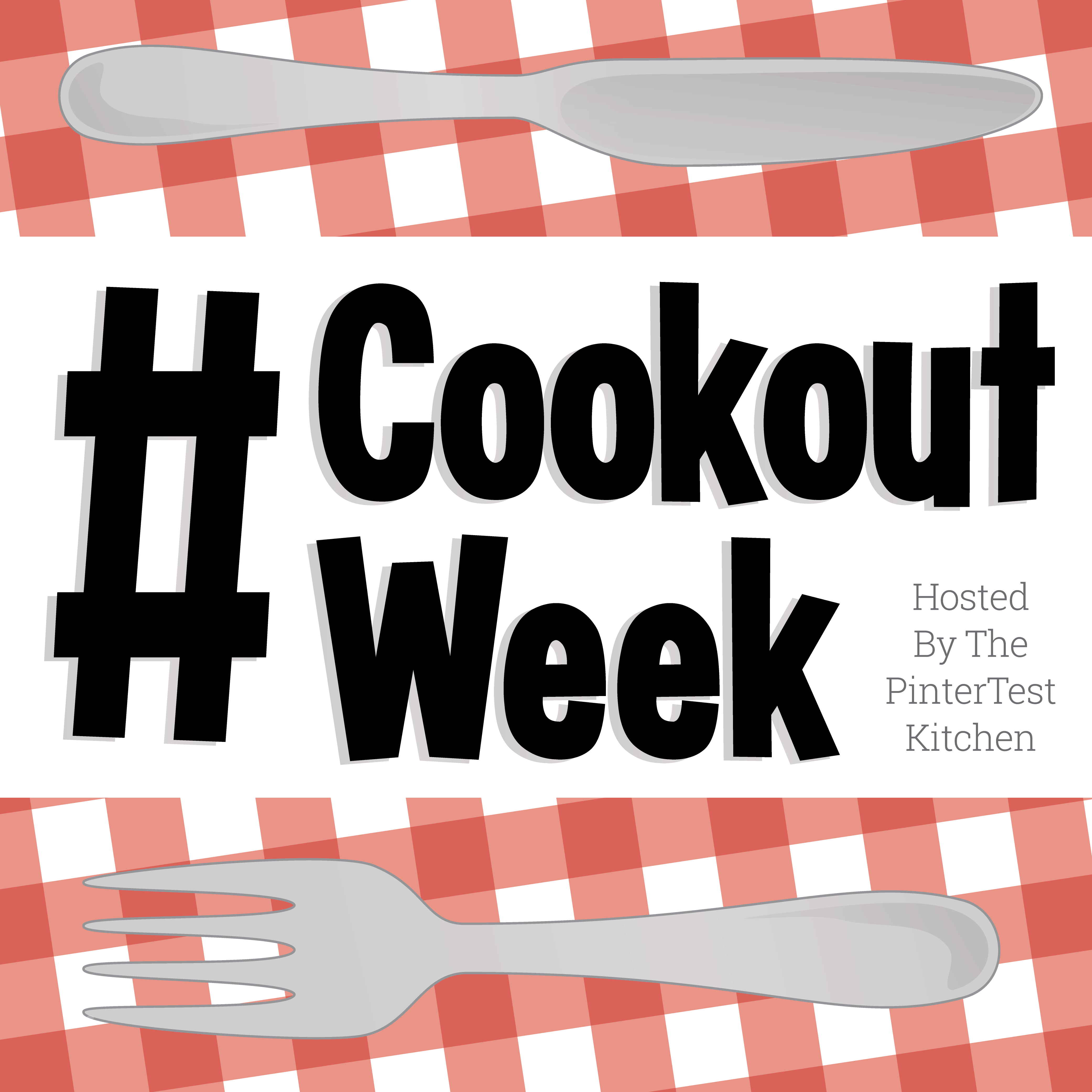 A photo sharing #cookoutweek with giveaway for 2018 to track the amazing recipes created by food bloggers for summer cookout fun.