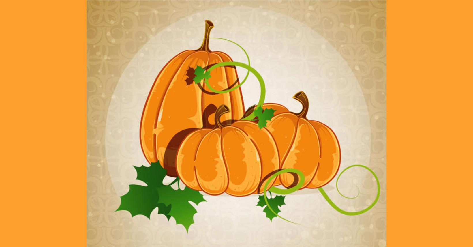 Pumpkin Week pumpkins!