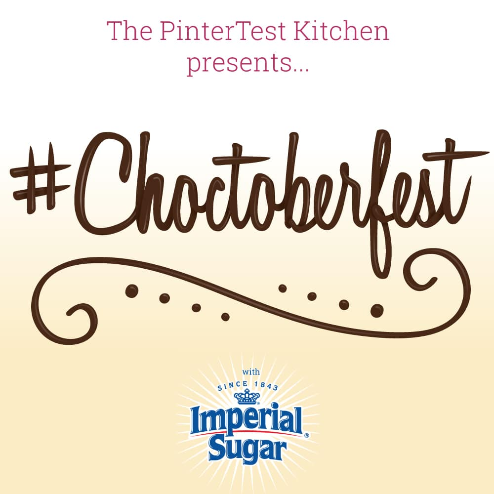 Choctoberfest 2018, a week full of recipes dedicated to chocolate