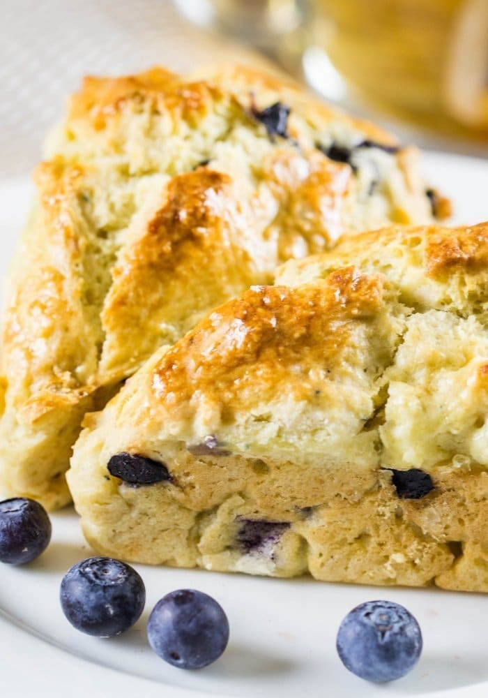 Blueberry Scones Everyday Eileen
