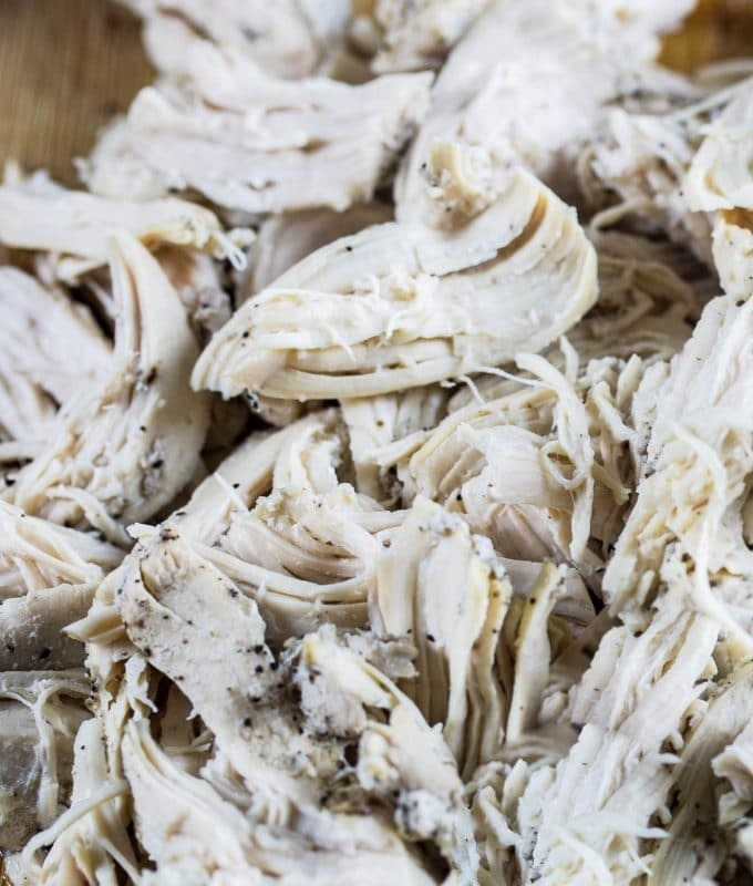 The Best Instant Pot Shredded Chicken