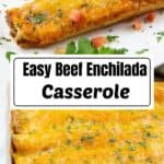 Easy beef enchilada recipe